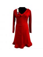 2 dele, Annie & Christie, rød