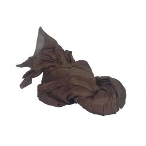 Silkesjal, brun
