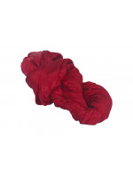Silkesjal, rød