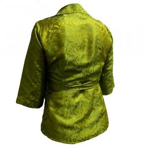 Slå om skjorte, forårsgrøn L