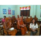 Frivillig engelsklærer i That Phanom