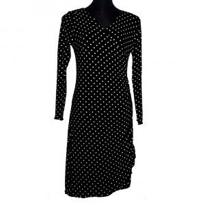 Birgitte, slå om kjole