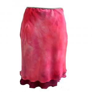 Laya, silkenderdel, pink, M/L