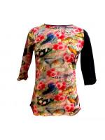 Butterfly t-shirt, M