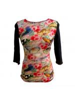 Butterfly t-shirt, S